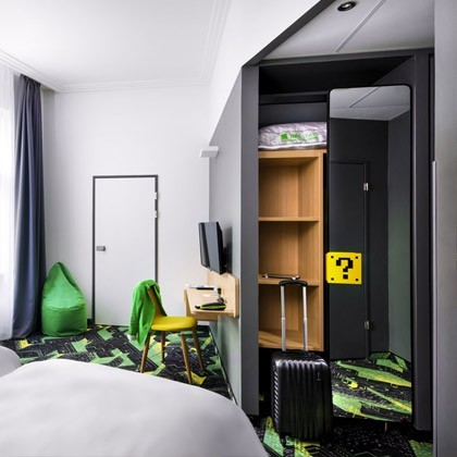 IBIS STYLES BUDAPEST, WĘGRY